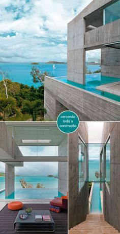 swimming pool around the house #pool #decor #architecture