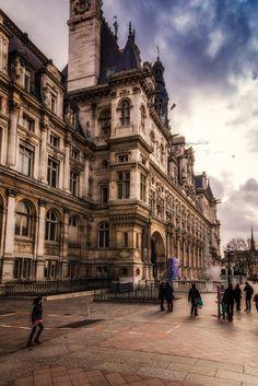 Hôtel de Ville, Paris