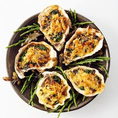 Oysters Rockefeller -- Classic Recipe