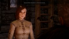My Inquisitor Noah. I'm just so in love with her.