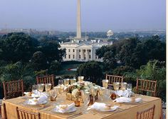View from the Hay Adams Hotel - Washington D.C.