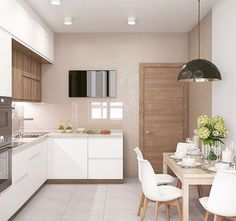 Fantastic modern kitchen room are offered on our internet site. Have a look and you wont be sorry you did. Kitchen Room Design, Kitchen Sets, Modern Kitchen Design, Home Decor Kitchen, Kitchen Furniture, Interior Design Living Room, Home Kitchens, Design Interior, Interior Modern