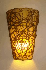 Battery Operated Wall Sconce - Wicker Style with Remote Bathroom Wall Sconces, Candle Wall Sconces, Wall Sconce Lighting, Wall Lamps, Battery Lights, Solar Battery, Outdoor Wall Sconce, Outdoor Walls, Battery Operated Wall Sconce