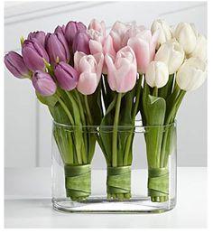 flower arrangement pink lilac purple white green center pice wedding shower party