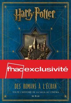 Des beaux livres sur Harry potter (mais pas de romans)