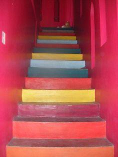 Sayulita, Mexico Love the vibrant colors of Mexico