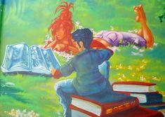 #Πλάσμα #αληθινό ή #δημιούργημα των βιβλίων στην #φαντασία μου; #Βαλκάνια #Ελλάδα #Ελλάς #Μακεδονία #Θεσσαλονίκη Painting, Art, Art Background, Painting Art, Kunst, Paintings, Performing Arts, Painted Canvas, Drawings