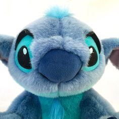 Stitch Disneyland Walt Disney World Plush Blue Dog Alien Movie Lilo 13""