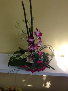 Compo orchidee