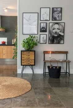 18 Ideas How To Decorate An Empty Wall Living Rooms Small Room Decor, Diy Room Decor, Wall Decor, Home Decor, Boho Living Room, Living Room Decor, Living Rooms, Interior Design Living Room, Living Room Designs