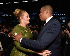 Hello, Adele Just Made History at the Grammys