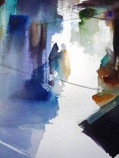 viva la acuarela: Taller de Mustapha Ben Lahmar en Palma de Mallorca, 21, 22 y 23 de noviembre 2015