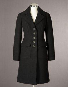 Now, THAT'S a Mary Poppins coat!  Marylebone Coat