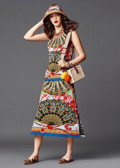 Dolce & Gabbana Abbigliamento Donna Estate 2015