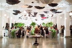 Bold Monochrome Couture Wedding at Molenvliet by Vivid Blue {Natalie & Johan} | SouthBound Bride