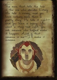 Varric Da2 http://knight-enchanter.tumblr.com/page/2