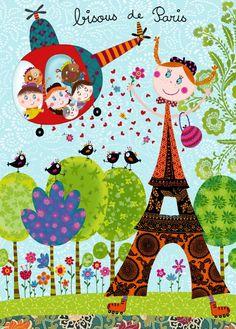 Illustrations, Children's Book Illustration, Character Illustration, Illustration Mignonne, Art Carte, Cute Poster, Colorful Artwork, Wonderful Picture, Cartoon Pics