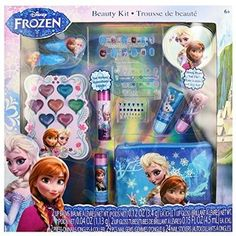 nice Disney's Frozen Beauty Cosmetic Set for Kids - For Sale Check more at http://shipperscentral.com/wp/product/disneys-frozen-beauty-cosmetic-set-for-kids-for-sale/