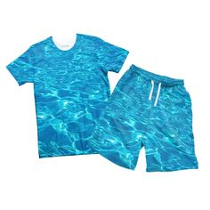 Straight-up... blend right into the pool. Why not.