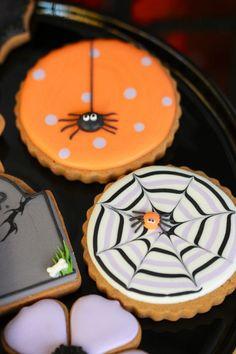 Halloween Cookies   Sweetopia