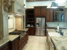 Beautiful stainless appliances