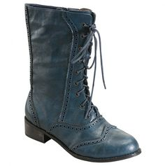 Lace Up Boot - Fashion Boots by Jacobies