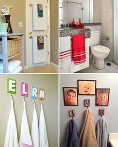 and horizontal hangers Home Organization, Bathroom Hooks, Mirror, House, Furniture, Home Decor, Architecture, Bathroom Organization, Hanging Bath Towels