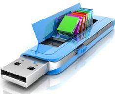 elmisternologia21: puedes crear una memoria USB autoejecutable con estas aplicaciones.