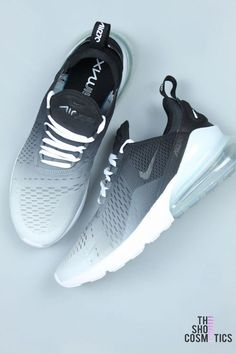 promo code d4def 9b5a8 Explore our custom Nike Air Max 270 sneakers in this black ombre design. If  you
