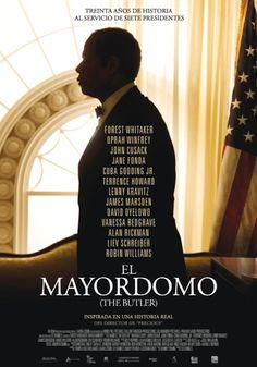 Póster español de 'El mayordomo'