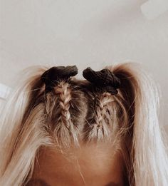 Cute Hairstyles For Teens, Sporty Hairstyles, Easy Hairstyles For Long Hair, Teen Hairstyles, Pretty Hairstyles, Simple Hairstyles For School, Hairstyles Videos, School Hairstyles, Vintage Hairstyles