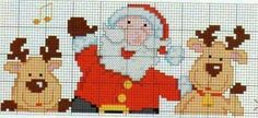 Snowman Head by Stitchluv on Etsy Santa Cross Stitch, Cross Stitch Kits, Cross Stitch Charts, Cross Stitch Designs, Cross Stitch Patterns, Cross Stitching, Cross Stitch Embroidery, Christmas Embroidery Patterns, Plastic Canvas Christmas