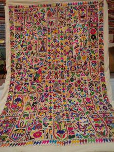 New Indian Handmade Decorative Wall Hanging Vintage Patchwork Designer Tapestry