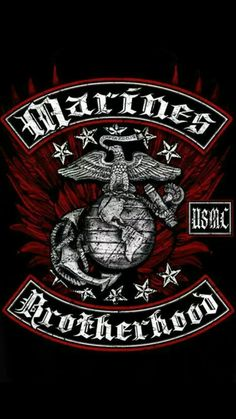 Marine Corp..Brothers for Life