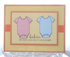36 best baby cards for twins images on pinterest twins baby twins