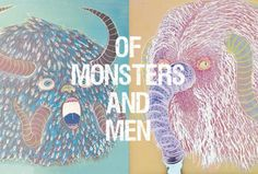 Of Monsters and Men sebuah band indie dari Islandia .