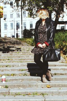 Fall fashion Everything I Own, Air B And B, Stevie Nicks, Free Spirit, Leather Skirt, Autumn Fashion, Chic, Photos, Outfits