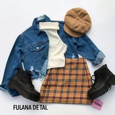 Amazing Womens Outfit For 2019 Source by juveni., Amazing Womens Outfit For 2019 Source by juvenil femenina moda Teen Fashion Outfits, Mode Outfits, Retro Outfits, Cute Casual Outfits, Outfits For Teens, Stylish Outfits, Fall Outfits, Vintage Outfits, Fashion Dresses
