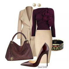 Fall attirre
