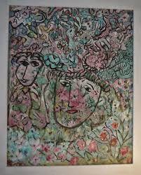 janet sobel abstract art face Various Artists, Easel, Face Art, Abstract Art, Outdoor Blanket, Feminine, Pop, Crafts, Flip Charts