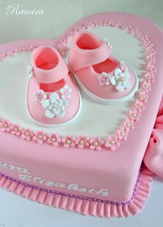 Detské topánočky – vzory. | Torty Ramira