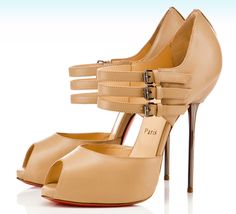 #Shoe #Christian #Louboutin 3 Fibbia