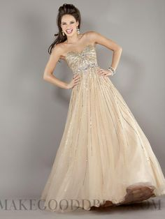 2014 Cheap Sequined Sweetheart Floor-length Evening Dresses