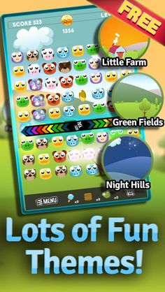 App Shopper: Candy Farm Match 3 (Games)