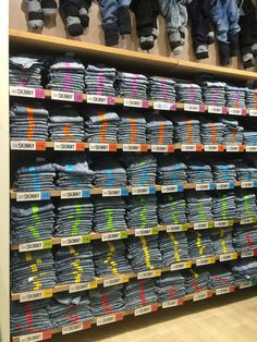 Jeans, jeans and more jeans!
