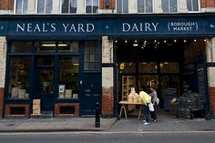Neals Yard Dairy #London - 10 Things to Bring Back from Your London Trip