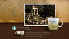 Starbucks City Mug Greece