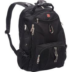 SwissGear Travel Gear ScanSmart Backpack - FREE SHIPPING - eBags.com