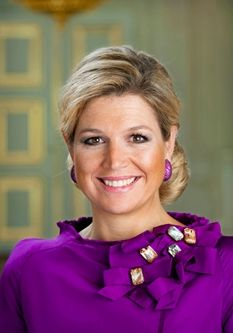 Princess Máxima of the Netherlands is married to Prince Willem-Alexander, the Prince of Orange, the heir to the throne.