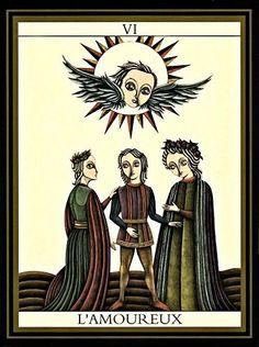 Le Bateleur, The Lovers Tarot Card, Mystic Girls, Dylan Dog, Le Tarot, Tarot Major Arcana, Justine, Cartomancy, Oracle Cards
